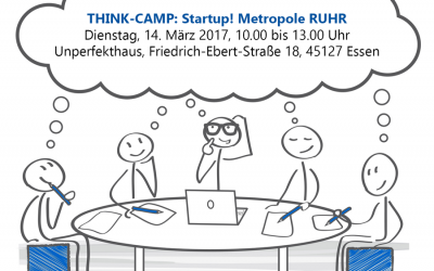 2. THINK-CAMP: Startup! Metropole RUHR